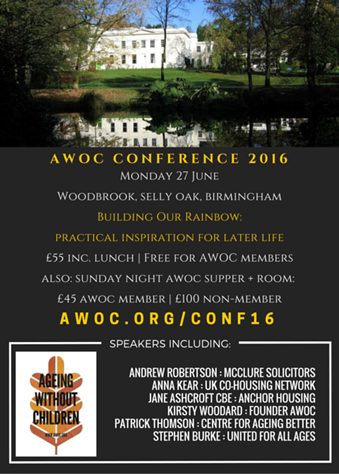 AWOC Conference 2016