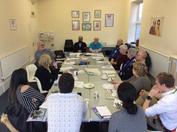 BJF Dementia Advocacy Peer Support Group