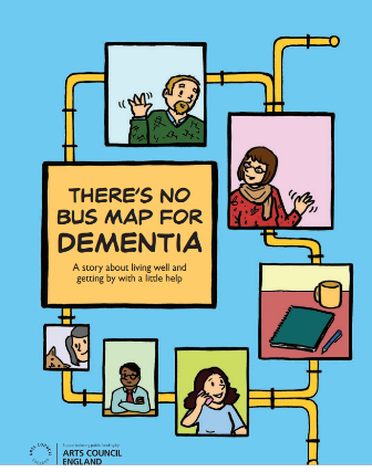 There's No Bus Map for Dementia