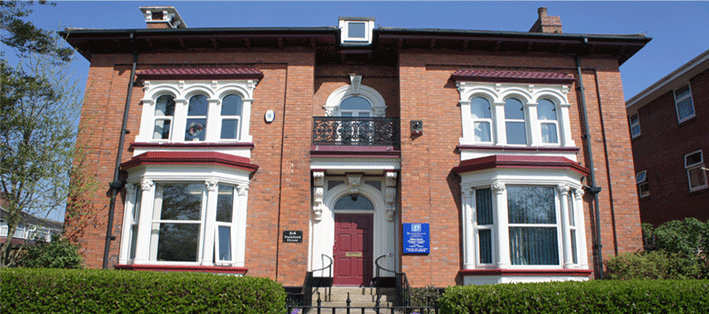 The BJF Main Offices in Staffordshire